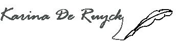 Karina De Ruyck