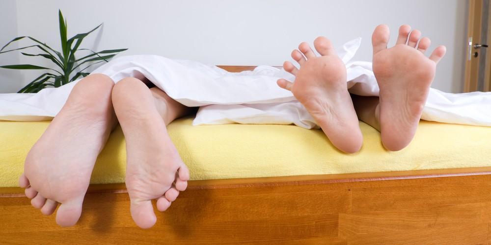 ontspannend seks